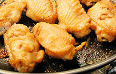 Cooking Wings