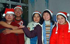中国圣诞节