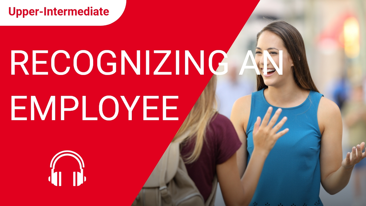 Recognizing an Employee
