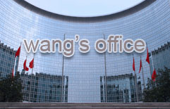 Lao Wang's Office 9: Wang Plans Revenge