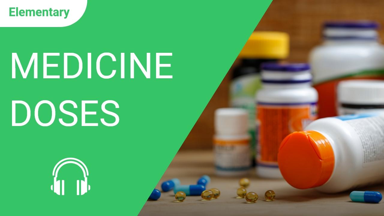 Medicine Doses