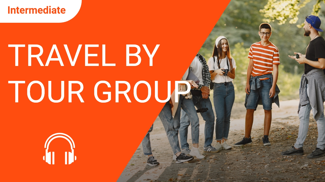 Travel by Tour Group