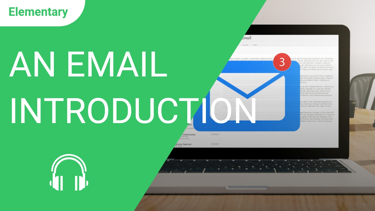 An Email Introduction