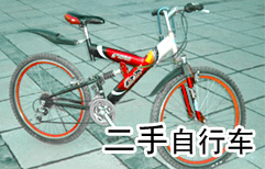 Second-hand Bicycle