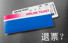Plane Ticket Refunds