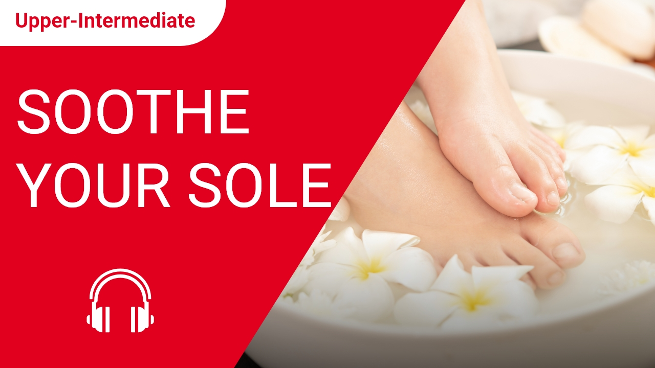 Soothe your Sole