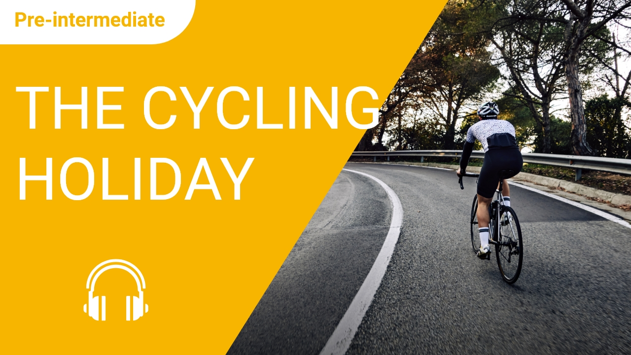 The Cycling Holiday
