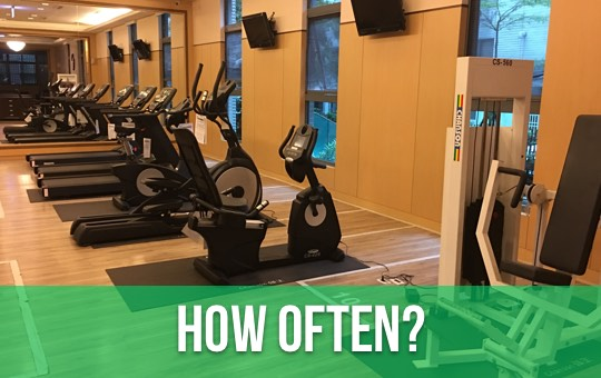 How Often Do You Workout?