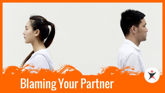 Blaming Your Partner in Chinese