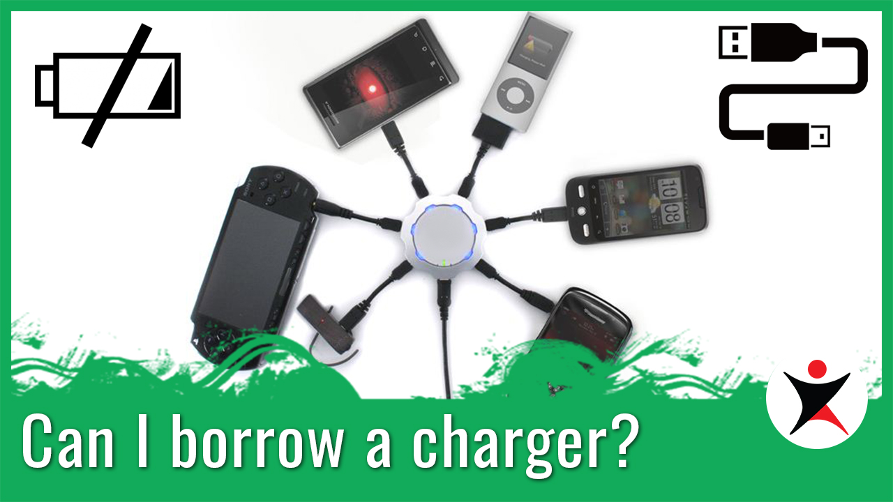 Can I Borrow a Charger?