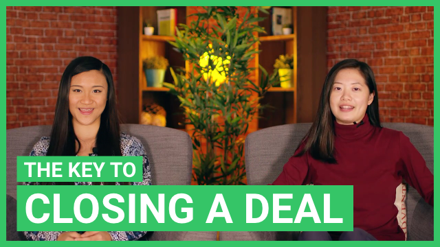 The Key to Closing a Deal