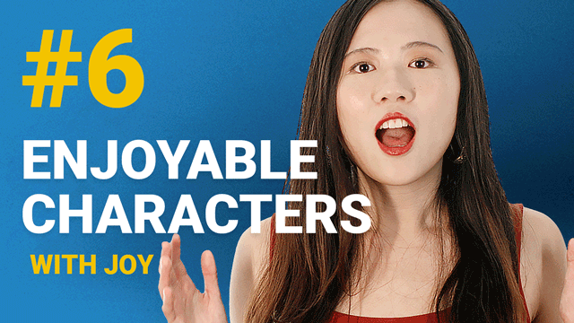 66 Enjoyable Characters with Joy #6