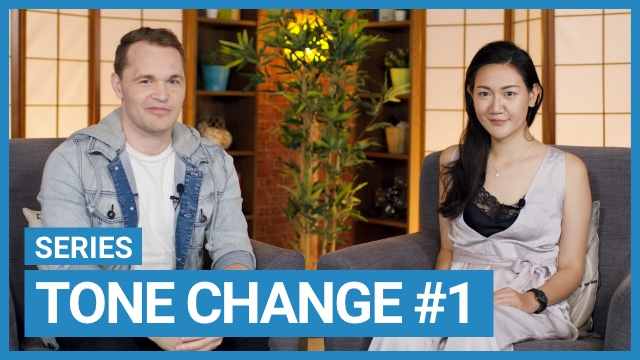 Tone change series #1 不 (bù)