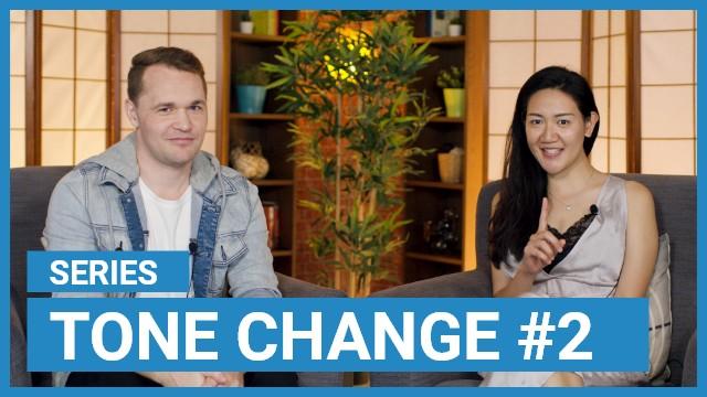Tone change series #2 一 (yī)