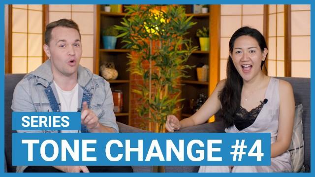 Tone change series #4 你 (nǐ)