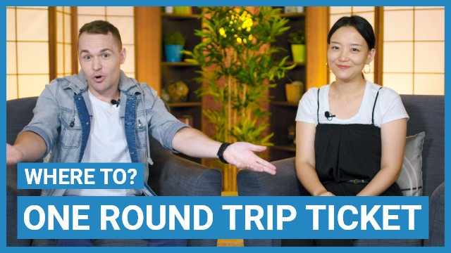 One Round Trip Ticket