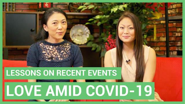 Love amid COVID-19
