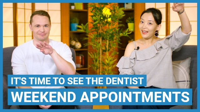 Weekend Appointments