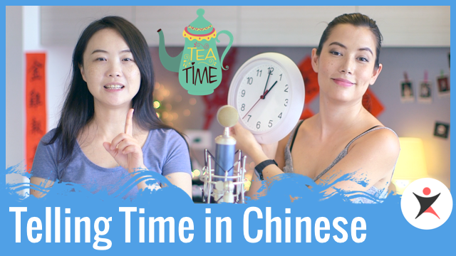 Telling Time in Chinese